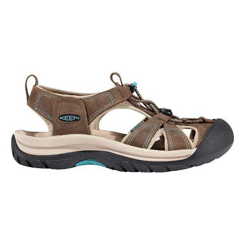 Womens Keen Venice Sandals Shoe - Blue Amber 11