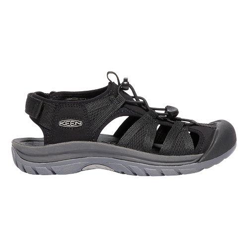 Womens Keen Venice II H2 Sandals Shoe - Black/Grey 6.5