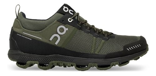 Mens On Cloudventure Midtop Running Shoe - Pine/Stone 11