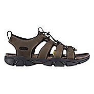Mens Keen Daytona Sandals Shoe - Black Olive 10.5