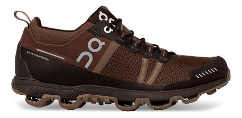 Womens On Cloudventure Midtop Running Shoe - Chocolate/Brown 11