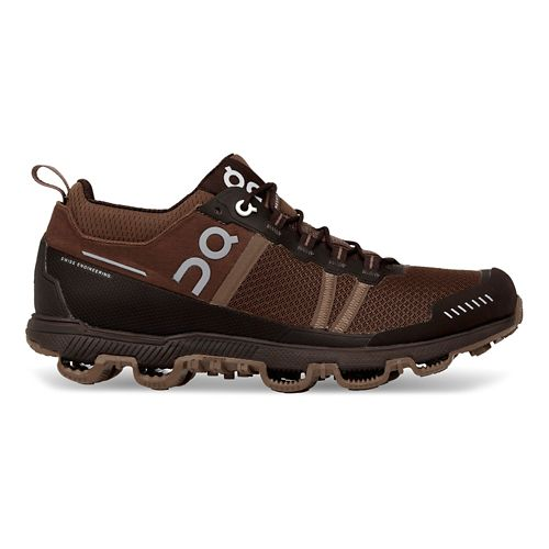 Womens On Cloudventure Midtop Running Shoe - Chocolate/Brown 10