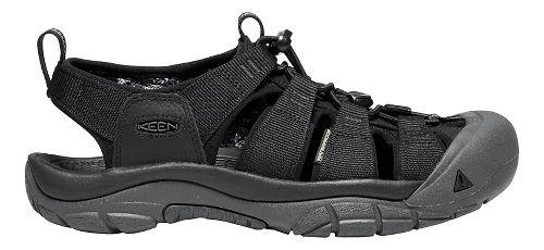 Mens Keen Newport ECO Sandals Shoe - Black/Magnet 13