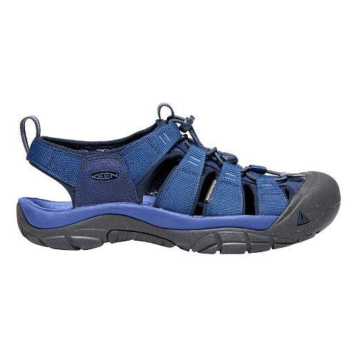 Mens Keen Newport ECO Sandals Shoe - Blue Dress 10.5