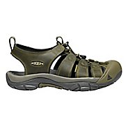 Mens Keen Newport EVO Sandals Shoe - Dark Olive 11
