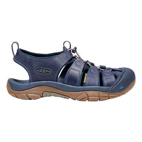 Mens Keen Newport EVO Sandals Shoe - Blue Dress 10.5
