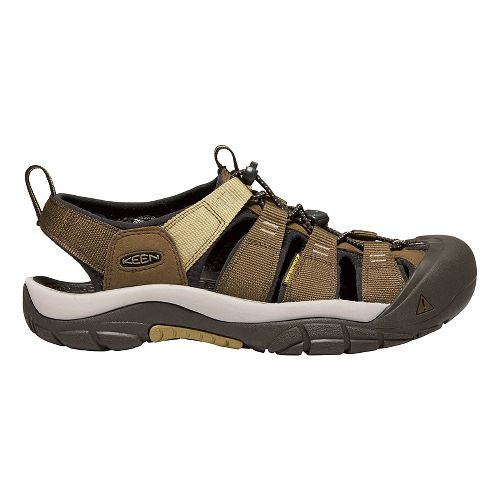 Mens Keen Newport Hydro Sandals Shoe - Dark Earth 10.5