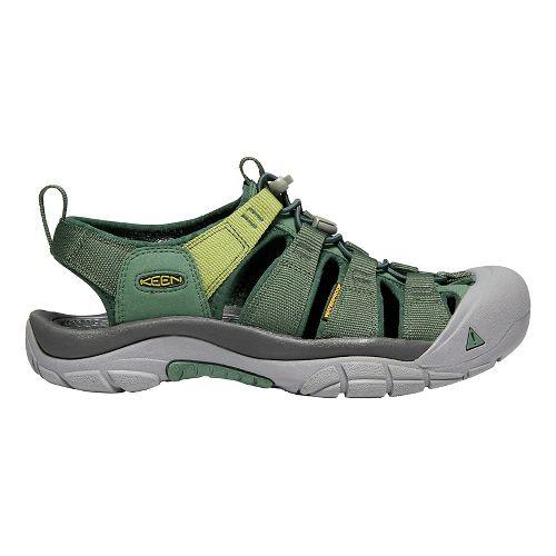 Mens Keen Newport Hydro Sandals Shoe - Duck Green 9.5