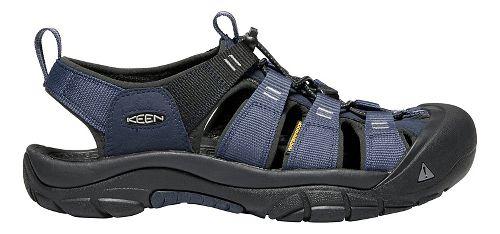 Mens Keen Newport Hydro Sandals Shoe - Blue Dress 10.5