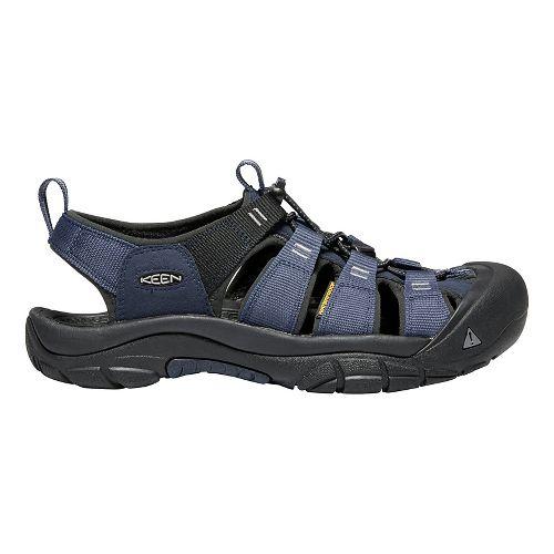 Mens Keen Newport Hydro Sandals Shoe - Blue Dress 11
