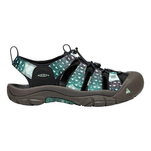 Mens Keen Newport Retro Sandals Shoe - Zen 8.5