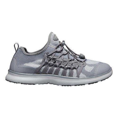 Mens Keen Uneek EXO Casual Shoe - Steel Grey 13