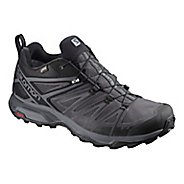 Mens Salomon  X ULTRA 3 GTX Hiking Shoe - Black Magnet 10