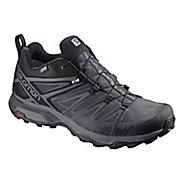 Mens Salomon  X ULTRA 3 GTX Hiking Shoe - Black Magnet 9