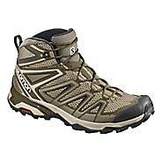 Mens Salomon X Ultra Mid 3 Aero Hiking Shoe