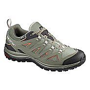 Womens Salomon Ellipse 3 CS WP USA Hiking Shoe - Shadow 5.5