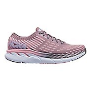 Womens Hoka One One Clifton 5 Knit Running Shoe