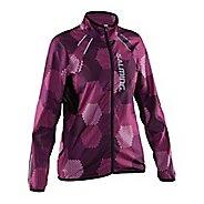 Womens Salming Ultralite 2.0 Running Jackets