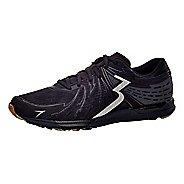 Mens 361 Degrees Bio-Speed 2 Running Shoe - Black/Ebony 9