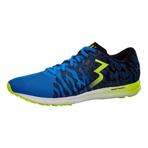 Mens 361 Degrees Chaser 2 Running Shoe - Jolt/Black 9