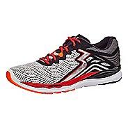 Mens 361 Degrees Sensation 3 Running Shoe - White/Black 12.5
