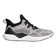 Kids adidas Alphabounce Beyond Running Shoe - White/White/Black 6Y