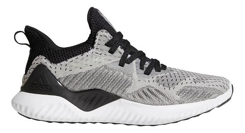Kids adidas Alphabounce Beyond Running Shoe - White/White/Black 5.5Y