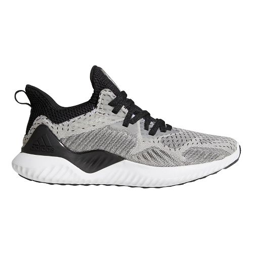 Kids adidas Alphabounce Beyond Running Shoe - White/White/Black 5Y