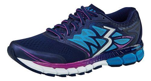 Womens 361 Degrees Strata 2 Running Shoe - Dark Blue 12
