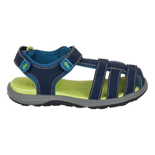 Boys See Kai Run Cyrus II Sandals Shoe - Navy 13C