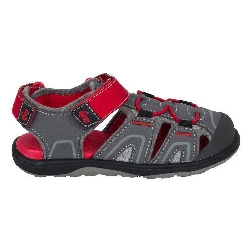 Boys See Kai Run Lincoln III Sandals Shoe - Grey 13C