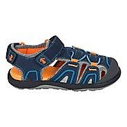 Boys See Kai Run Lincoln III Sandals Shoe - Blue 11C