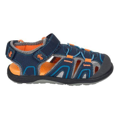 Boys See Kai Run Lincoln III Sandals Shoe - Blue 12C