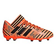 Kids adidas Nemeziz 17.3 Firm Ground Cleated Shoe - Orange/Black/Black 5Y