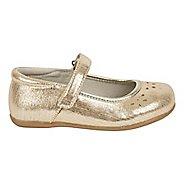 Girls See Kai Run Ginger III Casual Shoe - Gold 13.5C