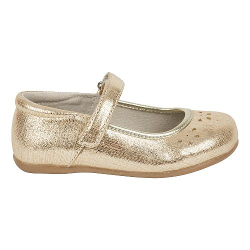 Girls See Kai Run Ginger III Casual Shoe - Gold 13C