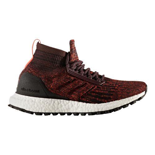 Kids adidas Ultraboost All Terrain Running Shoe - Burgundy/Burgundy 5.5Y