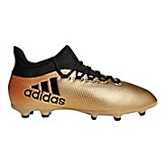 Kids adidas X 18.1 Firm Ground Cleated Shoe - Gold/Black/Infrared 4.5Y