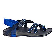 Mens Chaco Z Canyon 2 Sandals Shoe - Static Navy 15