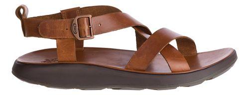 Mens Chaco Wayfarer Sandals Shoe - Rust 7