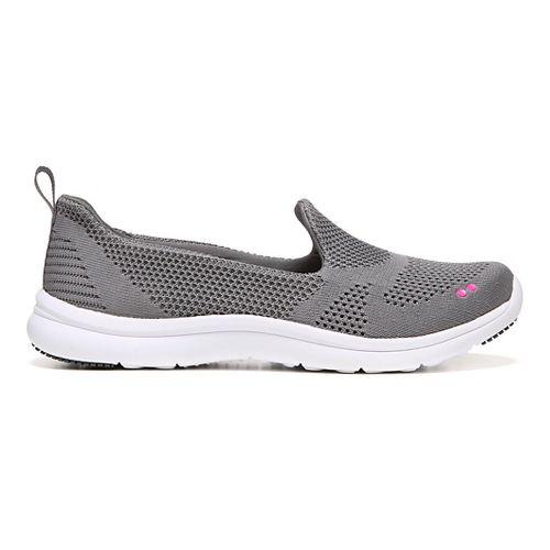 Womens Ryka Calina Casual Shoe - Grey Pink White 6