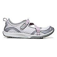 Womens Ryka Kailee Walking Shoe - Grey/Pink/Grey 9