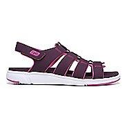 Womens Ryka Misty Sandals Shoe - Plum/Pink 7