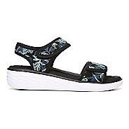 Womens Ryka Nora Casual Shoe - Black/Mint/Blue 5.5