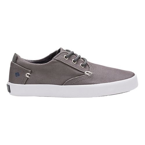 Boys Sperry Bodie Casual Shoe - Grey 13.5C