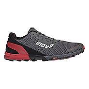 Mens Inov-8 Trailtalon 235 Trail Running Shoe - Grey/Red 13.5