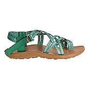 Womens Chaco Diana Sandals Shoe - Hollow Pine 12