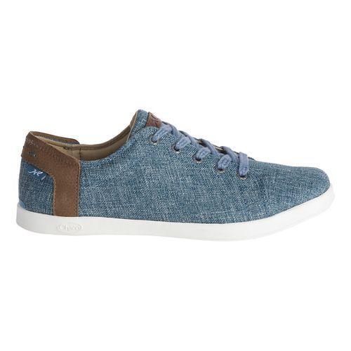 Womens Chaco Ionia Lace Casual Shoe - Bluestone 8.5
