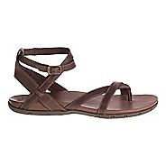Womens Chaco Juniper Sandals Shoe - Otter 10