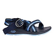 Womens Chaco Mega Z Cloud Sandals Shoe - Pyramid Eclipse 8